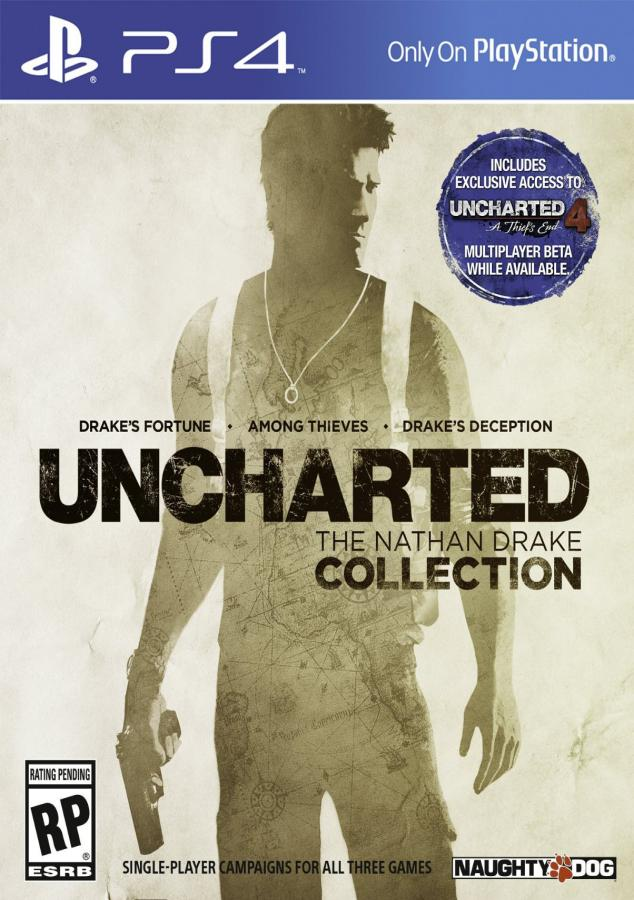 Uncharted-3in1