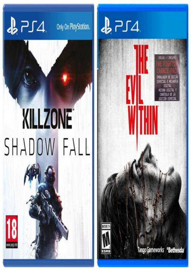 killzone+evil within