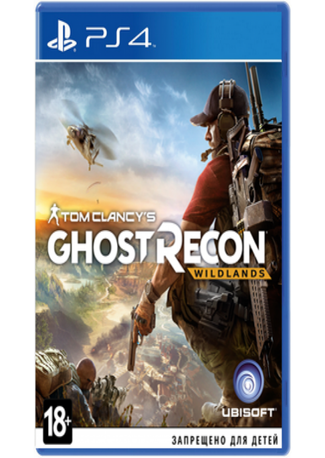 tom Clancy  Ghost Recon Wildlands - Deluxe Edition